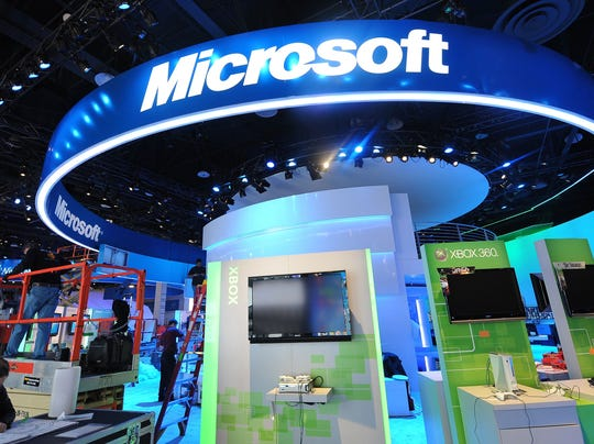 Microsoft shares rally on talk of expanding Office to more devices