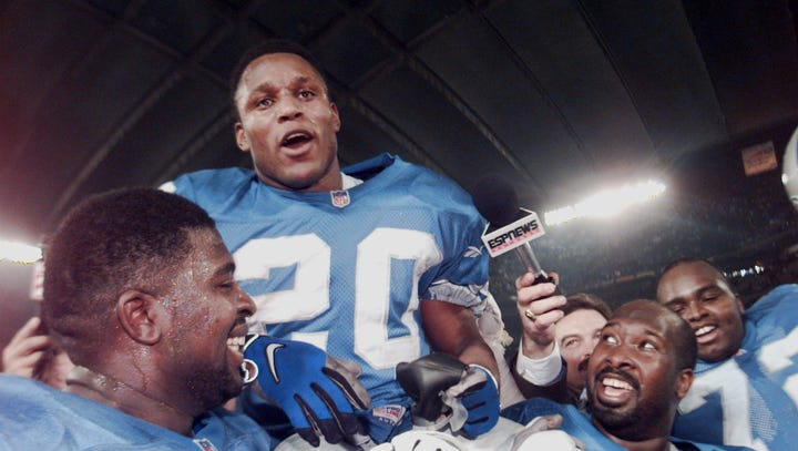 Barry Sanders at 50: Here are 20 tales about No. 20 you might not know