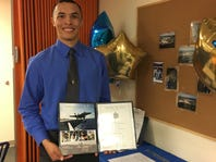 Military News | Andrew Panik accepted into US Naval Academy