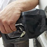 AP The 18.4-cent-a-gallon federal gasoline tax hasn?t been raised since 1993. 2013 file photo by Toby Talbot AP Gas prices, already averaging less than $2 a gallon in many states, could fall another 10 cents. A customer fills up at a gas pump on Friday, Sept. 27, 2013 in Montpelier, Vt.