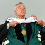 In retirement, York College president was highest paid