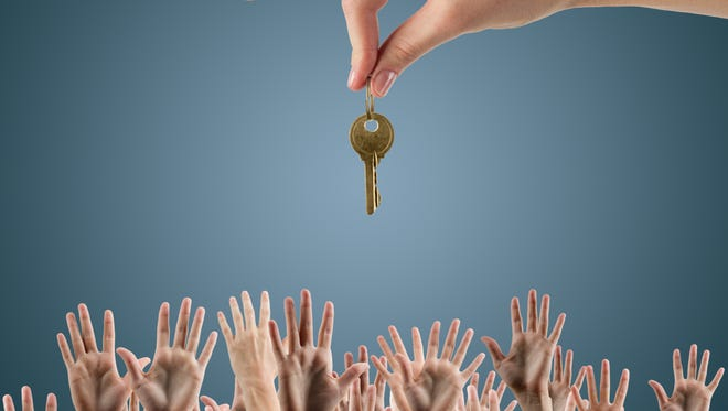 Homeowners can sell their homes easily, but many are staying put rather than entering the market as buyers.