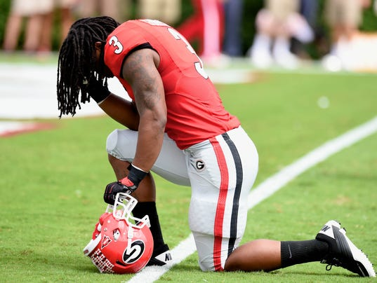 Georgia lawmakers want to protect players like Todd Gurley