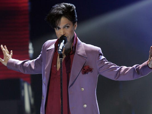 Prince's new album: Just him singing, playing piano