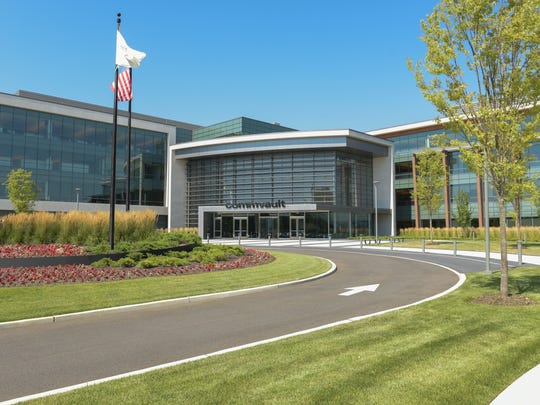 Commvault has opened its new headquarters at the old