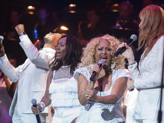 Darlene Love in concert at the Paramount Theater in