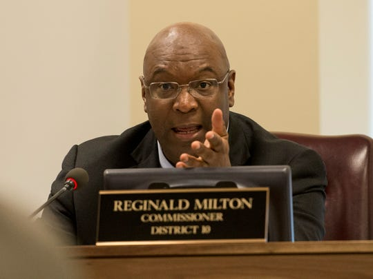 """We create laws and it's part of (our) responsibility as legislators to revisit these laws from time to time,"" Shelby County Commissioner Reginald Milton said."