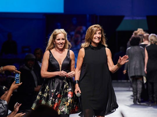Meghan Mundy, a founder of Fashion Week of Rochester,