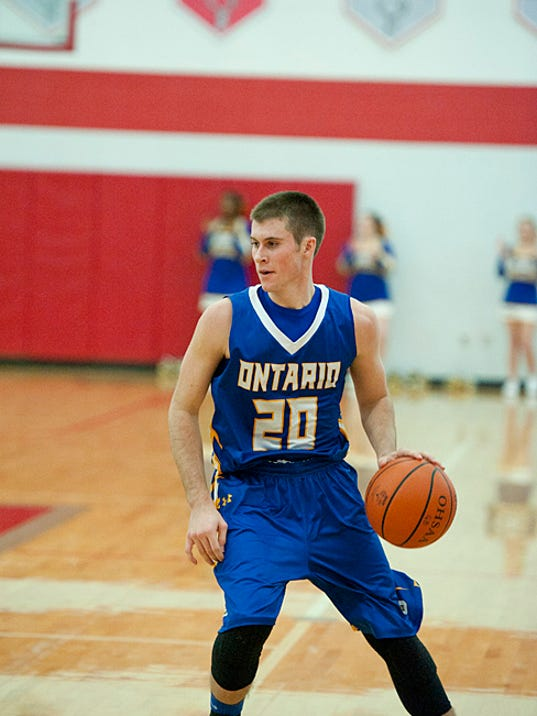 BASKETBALL: Ontario at Buckeye Central