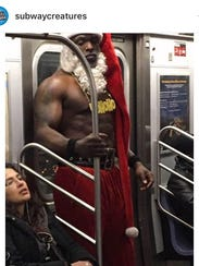 The Subway Instagram account has 821,000 followers