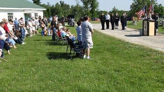Fairview Memorial Day Ceremony set for Monday, May 28 at 9 a.m. at Hudgins Cemetery.