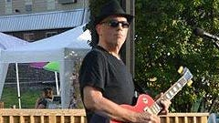 Chris London to perform a free concert Tuesday at Shawnee Inn and Golf Resort. PHOTO PROVIDED