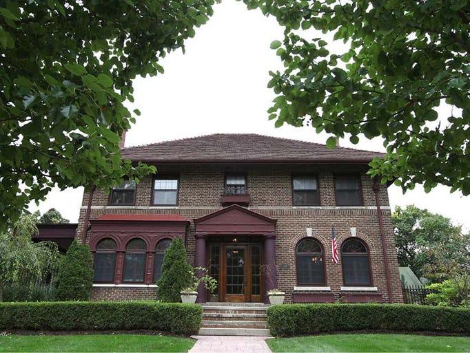 boston edison home restored to original condition
