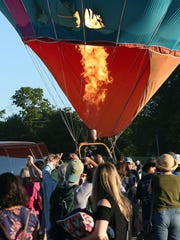 Hudson Valley Hot-Air Balloon Festival returns to Rhinebeck