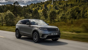 Land Rover's Velar fills gap between Evoque and Sport