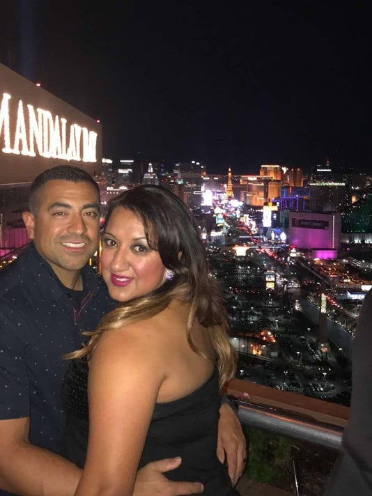 Mandalay Bay rooftop lounge