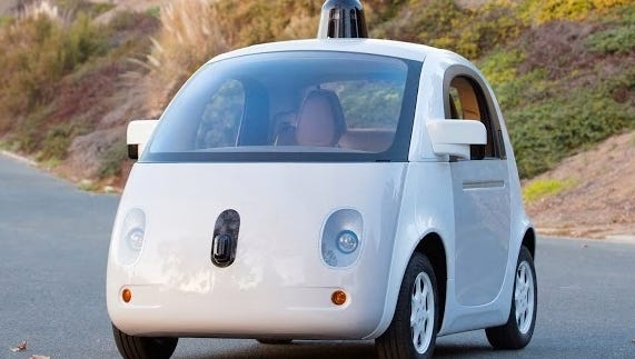 Google has been a leader in self-driving technology, including building a prototype car