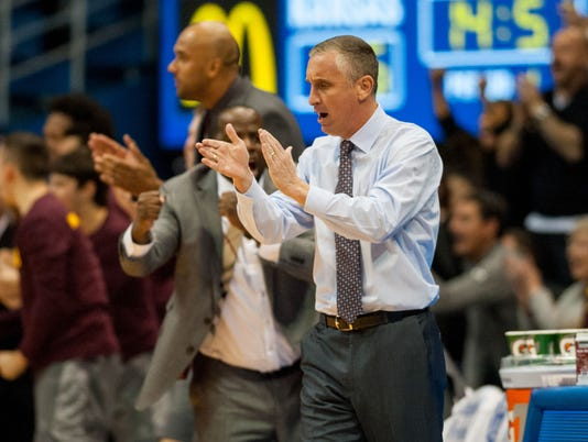 NCAA Basketball: Arizona State at Kansas