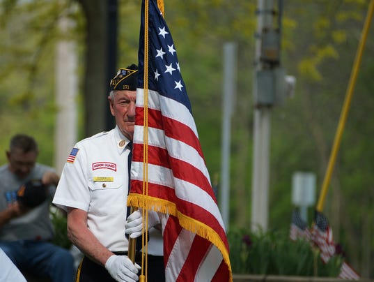 Sussex's Memorial Day Parade Cancelled