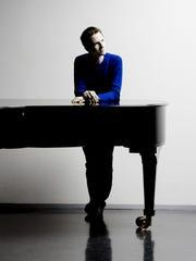 Pianist Alexandre Tharaud