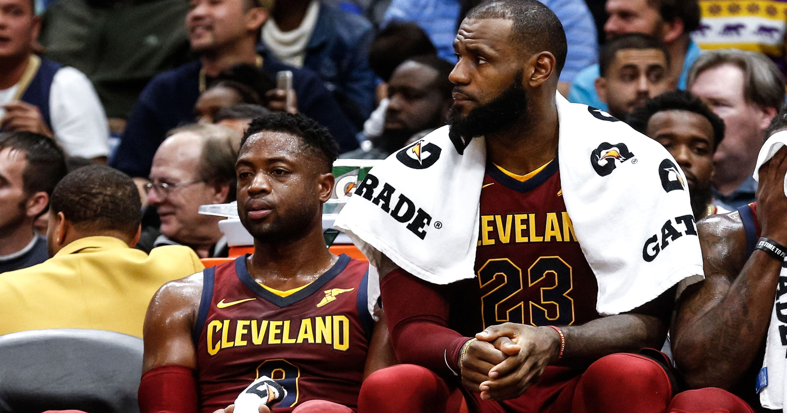 Wade says he s seen poor play like the Cavs are going through before 1f7dc0b92
