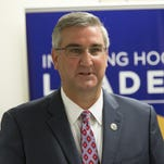 Who is Indiana GOP candidate Eric Holcomb?