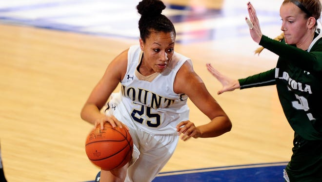 Jessica Harris is transferring from Mount St. Mary's to ULM.