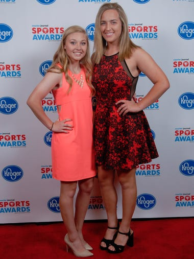 Photos from the Red Carpet at the Courier Journal Sports