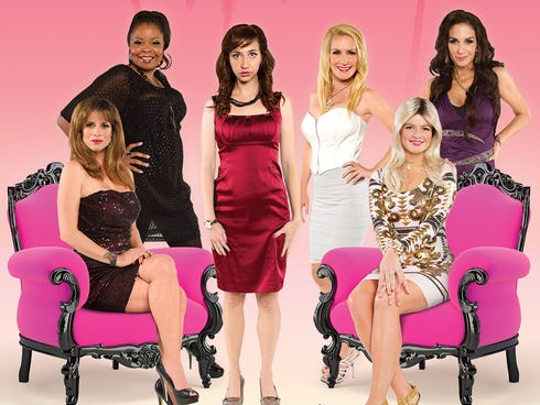 Hulu plans 'Hot Wives of Orlando,' a 'Real Housewives' parody from the producers of Yahoo's 'Bachelor' spoof 'Burning Love.'