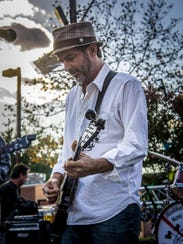 Firebolt with Mark Lipko will perform at Porchfest.