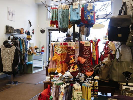 Grace Boutique of Old Town  sells clothing, handbags,