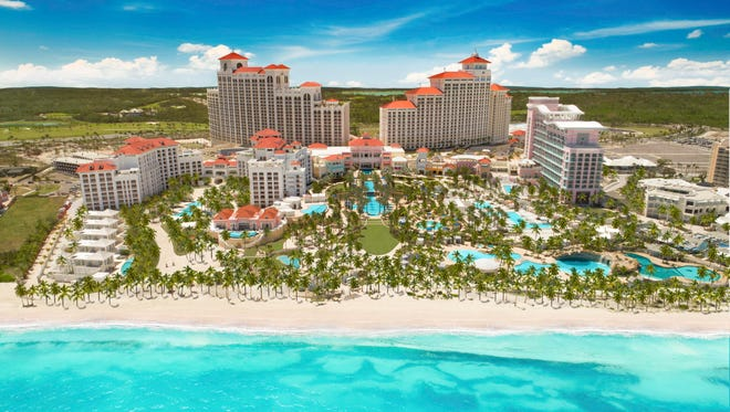 Baha Mar is the largest casino, hotel and retail complex in the Caribbean.