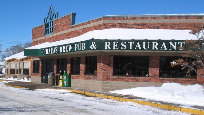 O'Hara's Brew Pub & Restaurant is shown in March 2004 at 33rd Avenue and Third Street North in St. Cloud.