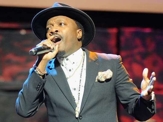 Anthony Hamilton will perform on Aug. 18 at the Indiana State Fair.
