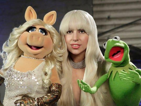 Gaga Muppets