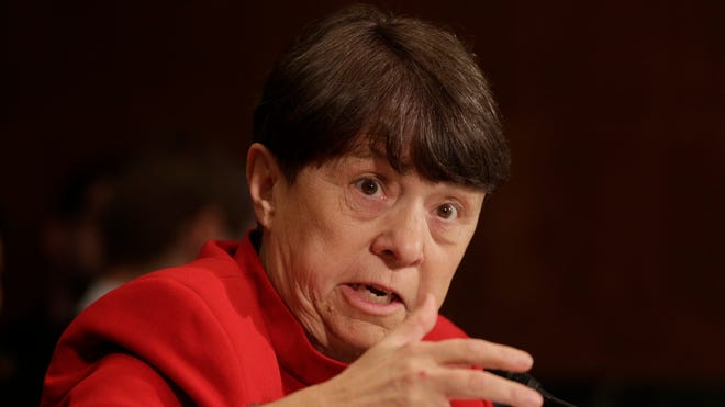 Mary Jo White chairs the Securities and Exchange Commission.
