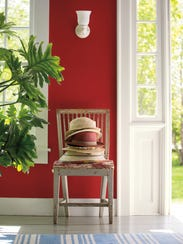 Benjamin Moore Color of the Year 2018: Caliente AF-290