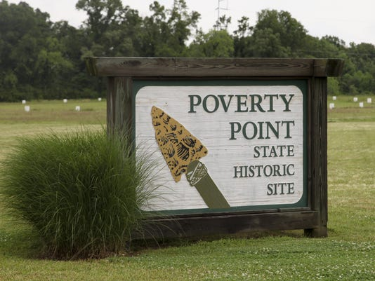 Poverty Point 5/9/14