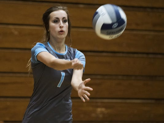 South Burlington vs. Burlington Girls Volleyball 09/29/16