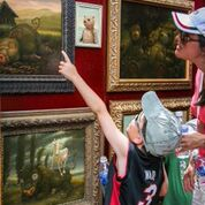 Hundreds of artists at the Cherry Creek Arts Festival