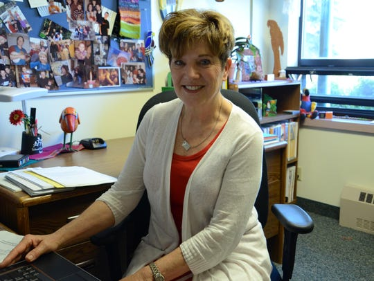 Barbara Holden retires Friday as a counselor at East