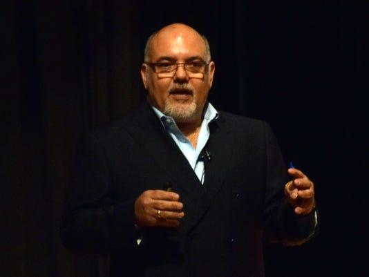 ANI Ruben Perez at RPSB
