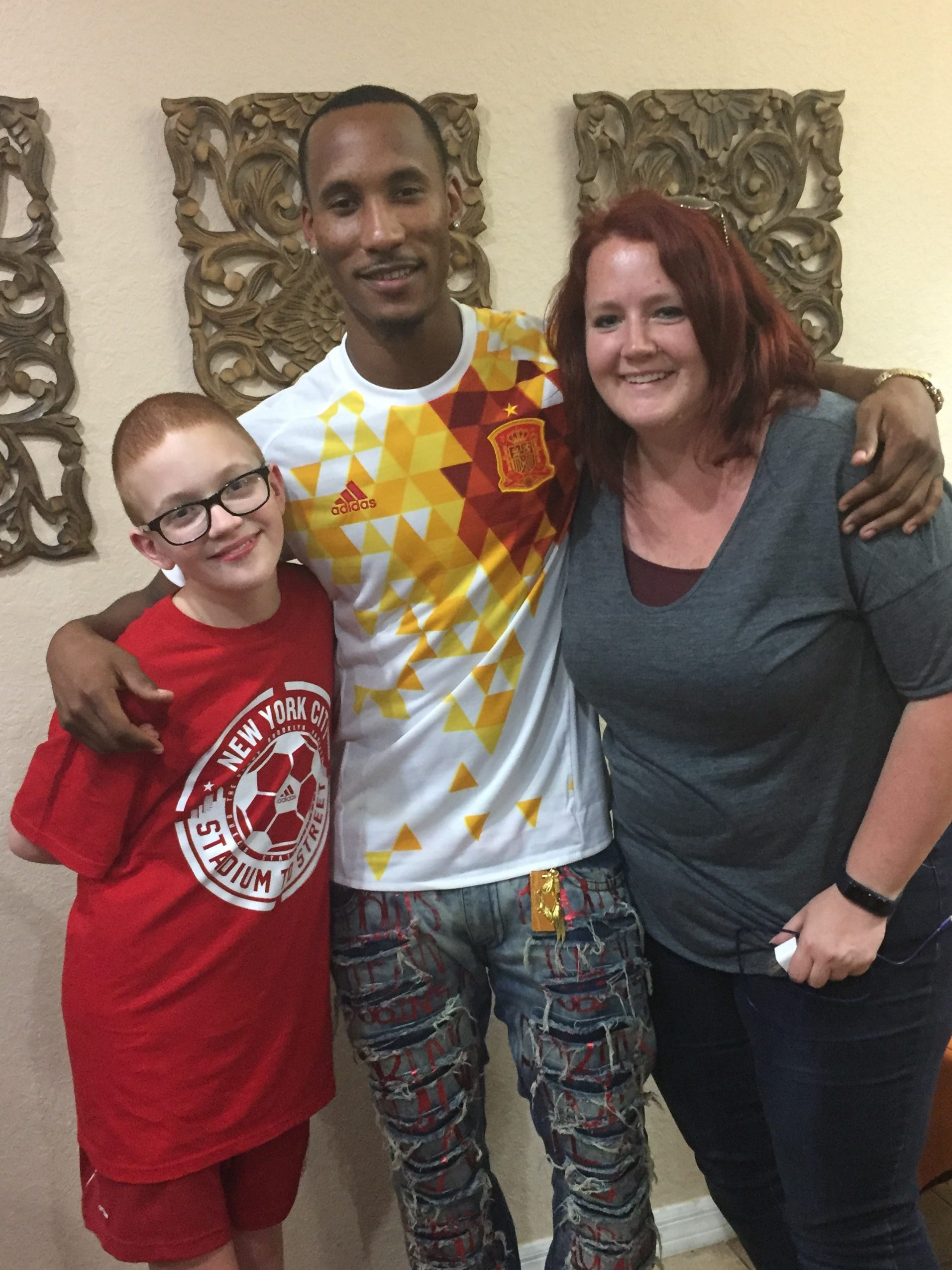 Giants Rookie Travis Rudolph S Inspirational And Emotional Story Of Love And Loss