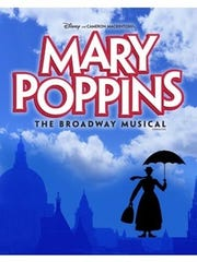 'Mary Poppins' touches down at the Ritz.