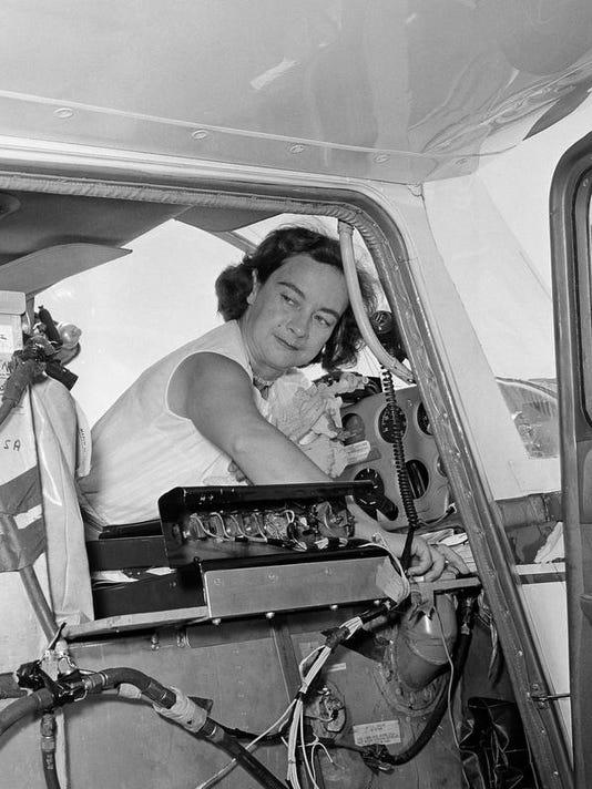 Pioneering Pilot 50 Years