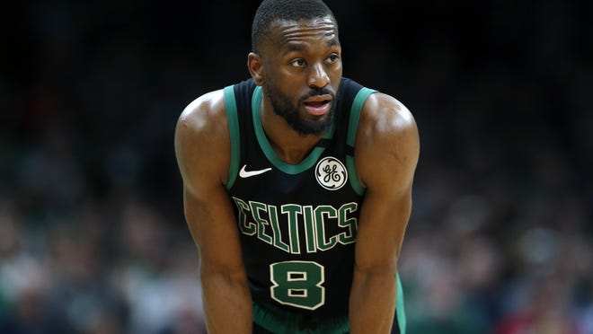 Boston Celtics guard Kemba Walker said his team has to adjust to the lack of fans in the NBA bubble in Disney World.