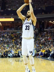 Memphis Grizzlies center Marc Gasol is another free