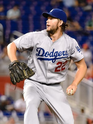 Clayton Kershaw missed more than two months with a herniated disk.