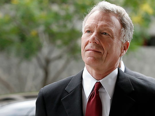Scooter Libby was pardoned by President Trump in April
