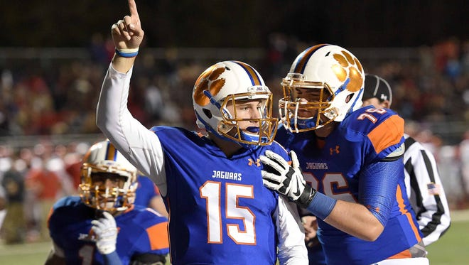 Madison Central quarterback Jack Walker verbally committed Saturday to FAU.